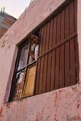 Reportero! (Araxielcrow) Tags: sonrisa felicidad ventana querétaro cndh derechos niña