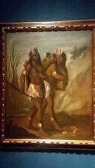 (sftrajan) Tags: museodeamérica madrid exhibit artevirreinal spain españa museumoftheamericas artenovohispano colonialmexico painting indios artemexicano mexicovirreinal pinturavirreinal artecolonialhispanoamericano