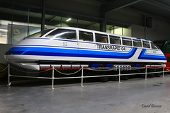 Transrapid 04 ~ 1974 ( Locomotive électrique ) (Aero.passion DBC-1) Tags: technic musem speyer aeropassion dbc1 david biscove collection transrapid 04 ~ 1974 locomotive électrique