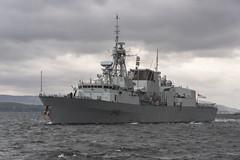 HMCS ST JOHN'S  FFH340 (fordgt4040) Tags: hmcsstjohn'sffh340 royalcanadiannavy coastal nikon nikond750 nikkorlens navy naval nautical warship navalvessel marine sea lm2500gasturbine codog inverclyde westcoast westofscotland scotland glasgow firthofclyde clyde hmcs