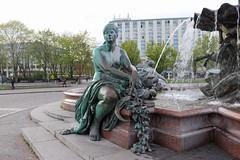 Berlín_0659 (Joanbrebo) Tags: neptunbrunnen mitte berlin de deutschland fuente font fountain fontaine canoneos80d eosd autofocus