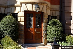 puttin' on the ritz (Harry Lipson III) Tags: door doors doorway entrance ritzy glam fancy