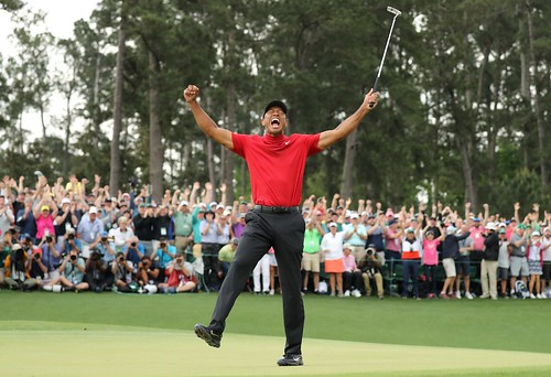 The Masters, April 2019