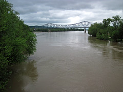 Scioto River-Ohio River confluence (Portsmouth, Ohio, USA) 1 (James St. John) Tags: ohio river scioto rivers portsmouth confluence