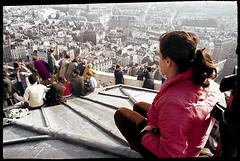 Memorable time (Poupetta) Tags: notredame paris 1969