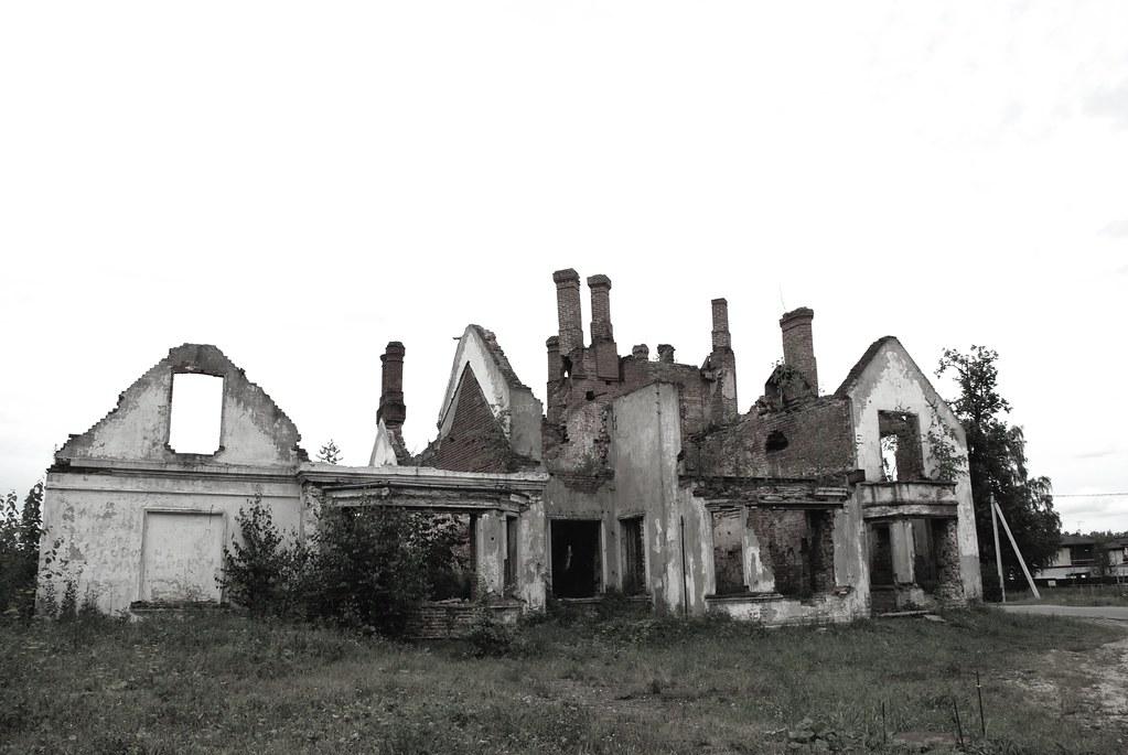 фото: Руины