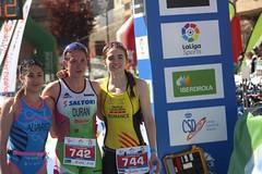Alba subcampeona España duatlón junior soria 13