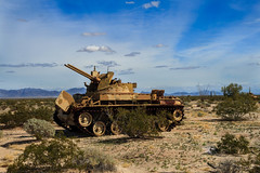 Old Army Tank (http://fineartamerica.com/profiles/robert-bales.ht) Tags: carol family forupload friends geochaching judy people projects tanks transportation tank war army old gun military weapon launcher american camouflage weapons vintage heavyweapons cannon artillery machine airforcerange lukeairforcerange bombingrange arizona mexicanborder unitedstatesairforce marinecorps yuma sign sunrise sunset road desert sonoradesert pass sensational spectacular awesome magnificent peaceful surreal sublime mountains cactus sand ocotillo landscape robertbales goldwaterrange