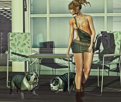 New Friends at Home (Milena Cos Inaka ♥) Tags: rezzroom uh serenity mosquitos unik slblog blogsl secondlife
