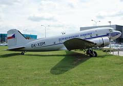 OK-XDM Douglas DC3 CSA (@Eurospot) Tags: okxdm douglas dc3 csa prague lkpr