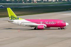 D-ADIC (PlanePixNase) Tags: eddt tegel txl berlin airport aircraft planespotting dba boeing 737 tmobile 737300 b733