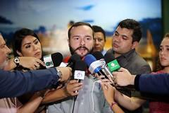 15.04.2019 lançamento do edital da Bolsa Pós-Graduação da Prefeitura de Manaus