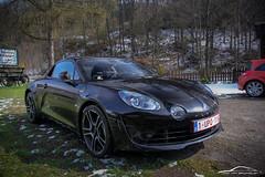 IMG_6398 (Joop van Brummelen) Tags: arcn renault alpinerenaultclub alpine a110 meganers eifel nürburgring touristenfahrten