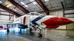 Thunder Birds jet #7 (Jeffrey Balfus (thx for 5.5M views)) Tags: pimaair tucson az us sonya7iii ilce7m3 fe24240mmf3563oss sel24240 militaryjets militaryaircraft thunderbirds airforce