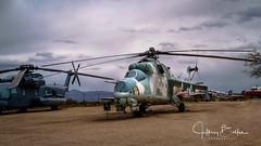 Russian Heavy Duty Helicopter (Jeffrey Balfus (thx for 5.5M views)) Tags: russianmilitary pimaair sonya7iii ilce7m3 tucson az us fe24240mmf3563oss sel24240 militaryjets militaryaircraft