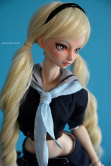 Babydoll (Nyx ☆) Tags: visuadoll aoki sora angel philia bjd ball jointed doll