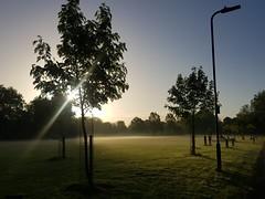Lower Clapton, London, England Sunrise (V - UK (Thanks for 3,661,231 + views)) Tags: sunrise park hackney londin uk england lowerclapton london englandsunrise