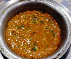 Lentils Yemeni Style (earthdrifting) Tags: cuisine vegan vegetarian lentils yemeni healthy