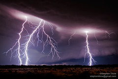 IMG_0111_2019 (Steve Twisted) Tags: storm thunderstorm supercell lightning bolt flash bright dark night mildura victoria australia november 2016