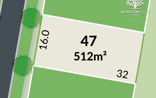 Lot 47, Lugano Avenue, Alfredton VIC 3350