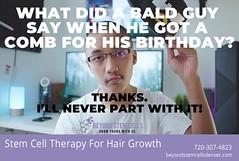 comb1 (beyondstemcellsdenver) Tags: bald balding baldness