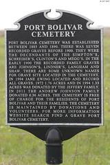 Port Bolivar Cemetery (zeesstof) Tags: zeesstof shortbreak relaxation photoassignment peninsula bolivarpeninsula maritime seasidecommunity texas southtexas