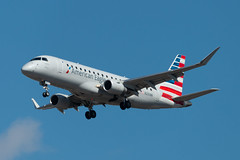 N233NN American Eagle Embraer ERJ-175LR (ERJ-170-200 LR) (Lin.y.c) Tags: n233nn american eagle embraer erj175lr erj170200 lr erj americaneagle erj175 ord ohare aviation airplane chicago