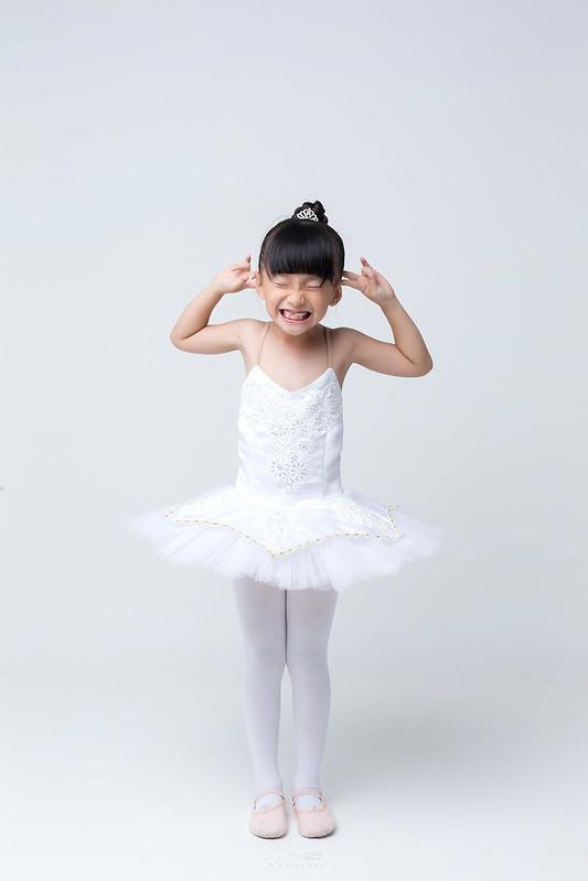 小女孩兒的芭蕾夢 | 台南舞蹈教室 迪迪舞蹈 | 兒童寫真 10