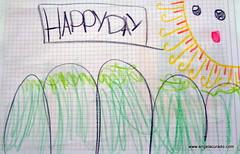 Happy day (II) (Angela Curado) Tags: angelacuradodrawings abstract surrealism sunnyday coloredpencils felizdia morning goodmorning