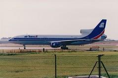 C-FTNH - Lockheed L-1011-150 TriStar - Air Transat (alex kerr photography) Tags: airtransat canada egcc manchesterairport tristar trijet lockheedl1011tristar planespotter aviation