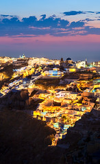 _MG_9915 - Lava flows (AlexDROP) Tags: 2017 europe greece santorini oia greek sea travel color city urban cityscape bluehour architecture skyline canon6d ef241054lis best iconic famous mustsee picturesque postcard