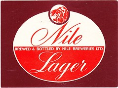 Uganda - Nile Breweries Ltd. (Njeru) (cigpack.at) Tags: uganda njeru nilelager nilebreweries bier beer brauerei brewery label etikett bierflasche bieretikett flaschenetikett