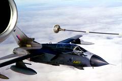 cal31ref (TinyB1312) Tags: raf tornado calgary canada refuel 2002 31sqn