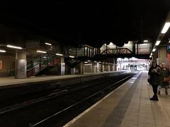 (ericalixd) Tags: britain uk mcr manchester station trainstation train railway rail