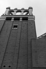 Kobe Eiko Church(神戸栄光教会) (Hideki Iba) Tags: church building architecture bw blackandwhite monochrome 白黒 黑白 神戸栄光教会 kobe japan nikon d850 58mm