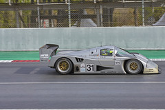 Mercedes-Benz C11 (jose1997422) Tags: sauber mercedes barcelona catalunya españa le mans michael schumacher c11 classico arte nikon circuit de