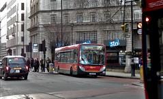 Go Ahead London Bus SE48, Victoria. (ManOfYorkshire) Tags: yx60eof bus london general goahead alexander dennis dart enviro200 108 2door single decker deck victoria 2014 2010 se48