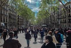 Il Quarto Stato (Marco_Guarino) Tags: city città barcelona barcellona strade strada street streetphoto streetphotography spagna spain