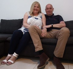 Paphos Cyprus 2019 (HerandMe2019...Please Read Profile) Tags: couple love lovers older younger wife woman women female male man people mature milf portrait pose photography granny glamorous beautiful beauty blonde british classy cyprus europe holiday travel vacation cougar