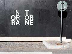 Dada (Lars Nordström) Tags: dada minimal street minimalism urban banal wall