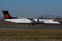 C-GKUK (Air Canada Express - JAZZ) (Steelhead 2010) Tags: aircanada aircanadaexpress jazz bombardier dhc8 dhc8q400 yyz creg