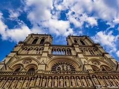 180718-124 Adieu belle Notre-Dame (2018 Trip) (clamato39) Tags: notredamedeparis paris france europe cathédrale cathedral monument historique religieux religion voyage trip architecture olympus urban urbain city ville