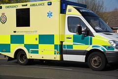 DSC_2947 Mercedes-Benz (PeaTJay) Tags: nikond750 berkshire reading winnersh outdoors roadvehicle emergencyservices publicservices ambulance mercedesbenz