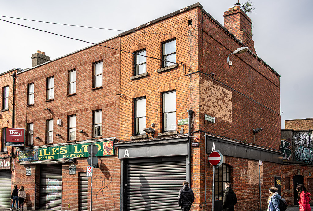 MARY'S LANE - LITTLE GREEN STREET [DUBLIN]-151615