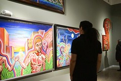 LRG_DSC08384 (Taller Puertorriqueño, Inc.) Tags: tallerpuertorriqueño artexhibition art event paintings