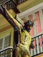 Santísimo Cristo de la Piedad. Semana Santa Cádiz (miguelno) Tags: cristo semana santa semanasanta cádiz olympus penf pen zuiko mzuiko 45mm