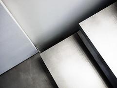 StepStract.jpg (Klaus Ressmann) Tags: klaus ressmann omd em1 abstract autumn fparis design flcstrart minimal stair