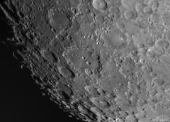 Close-up Moon (testdummy76) Tags: astrogeeks astro astrofotografie astrophotography moon mond clavius lunar lunarimaging