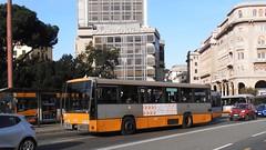 AMT 4367 (Lu_Pi) Tags: amt genova autobus bus bredabus2001 bredabus siccar286 pininfarina amtgenovalinea37 brignole