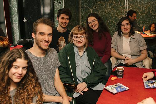 Café cinéma, 2019
